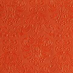 Napkin Kaffe Elegance Orange