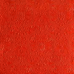 Napkin 33 Elegance Orange**