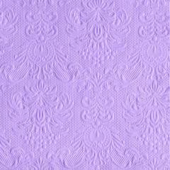 Napkin 33 Elegance Light Purple