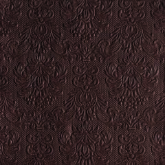 Napkin 33 Elegance Brown
