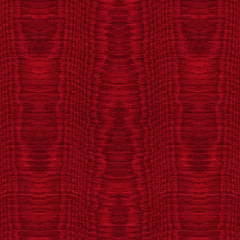 Napkin 33 Moiree Red
