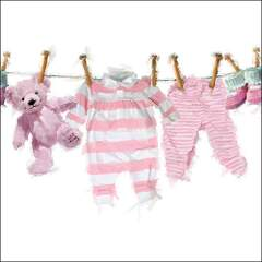 Napkin 33 Baby Girl Clothes