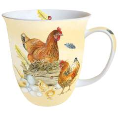 Mug 0.4 L Breeding Chicken