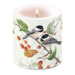 Candle Small Chickadee
