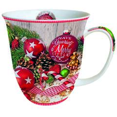 Mug 0.4 L Merry Little Christmas